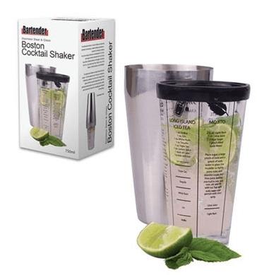 Cocktail Shaker   Savvy Gifting