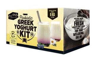 Made Millie Probiotic Yoghurt Kit   Savvy Gifting