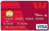 Westpac 55 Day Card – Online Exclusive