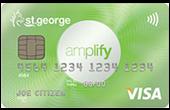 St.George Amplify Card