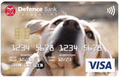 Defence Bank Foundation credit card